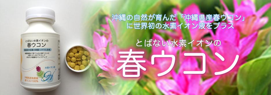 水素春ウコン